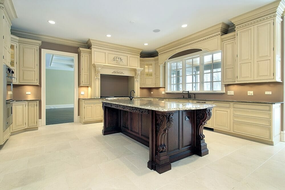 Genial Kitchen Island Design For Large Islands