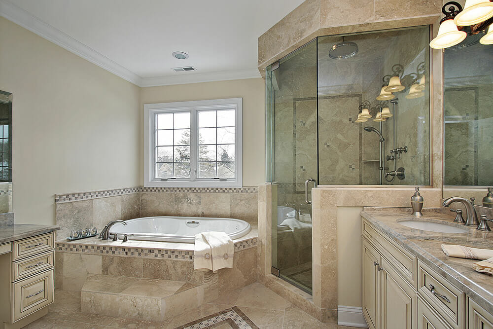 Bathroom Ideas Large 46 luxury custom bathrooms (designs & ideas)