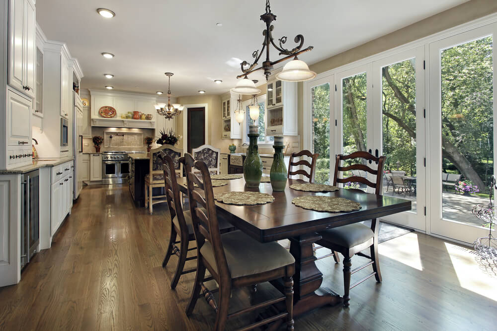 57 inspirational dining room ideas pictures love home for Pictures of beautiful dining rooms
