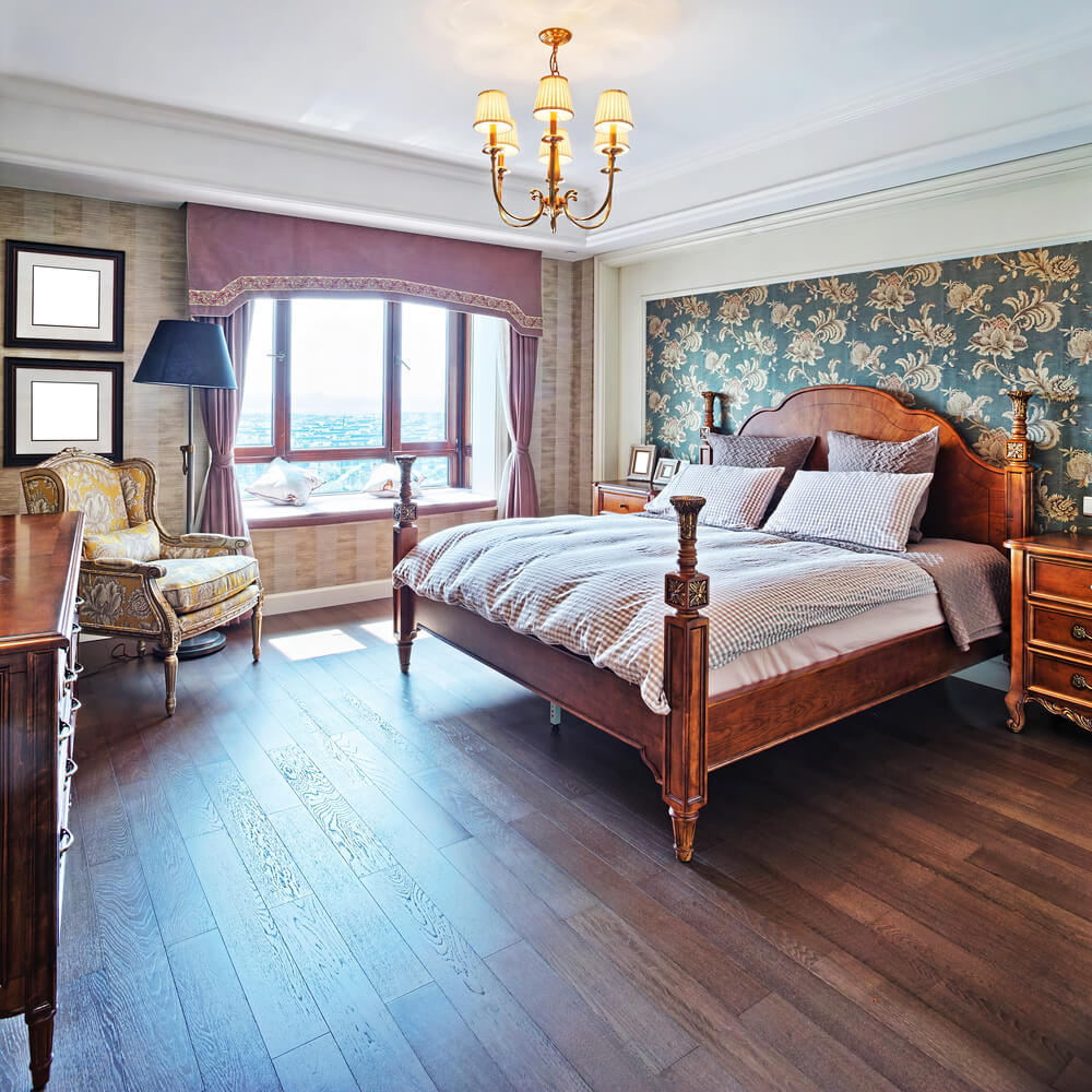 Bedroom Colours Blue Hardwood Bedroom Sets Unique Bedroom Ceiling Design Pastel Bedroom Curtains: 32 Master Bedroom Ideas (Decorating And Decor