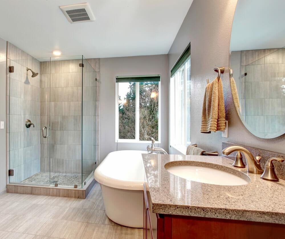 117 custom bathroom designs love home designs for New bathroom images