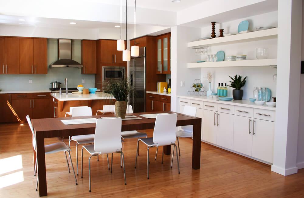 Modern Kitchen And Dining Room 99 modern kitchen designs - love home designs