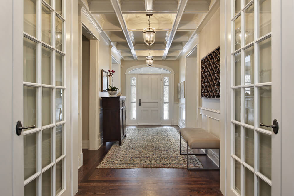 Foyer Ideas Gorgeous 45 Foyer Ideas For Custom Homes  Love Home Designs Inspiration Design