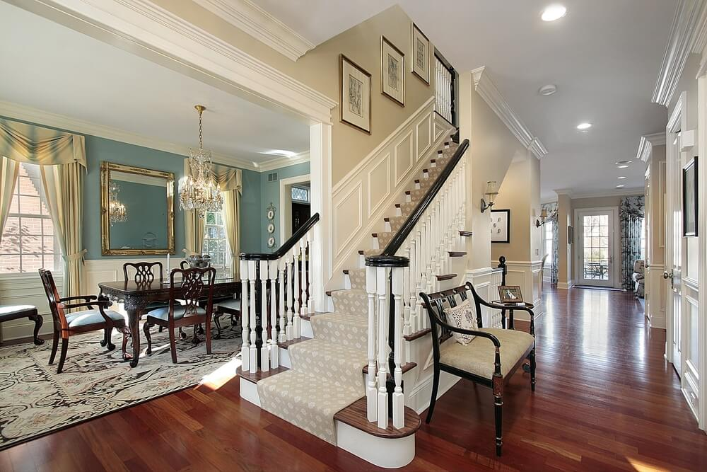 Open Foyer Ideas : Foyer ideas for custom homes love home designs