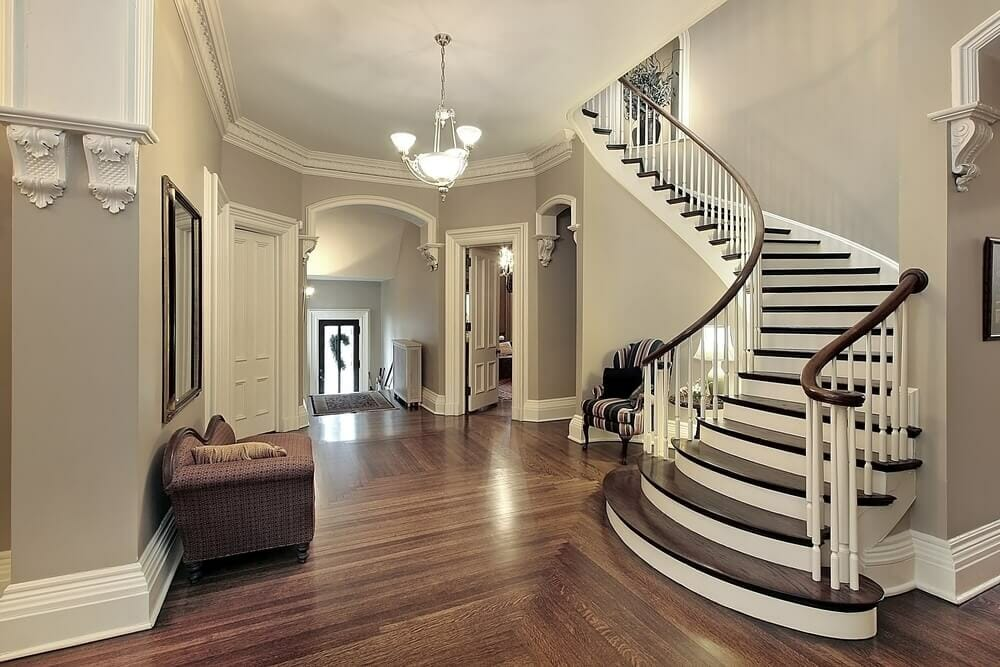 Foyer Ideas Mesmerizing 45 Foyer Ideas For Custom Homes  Love Home Designs Review