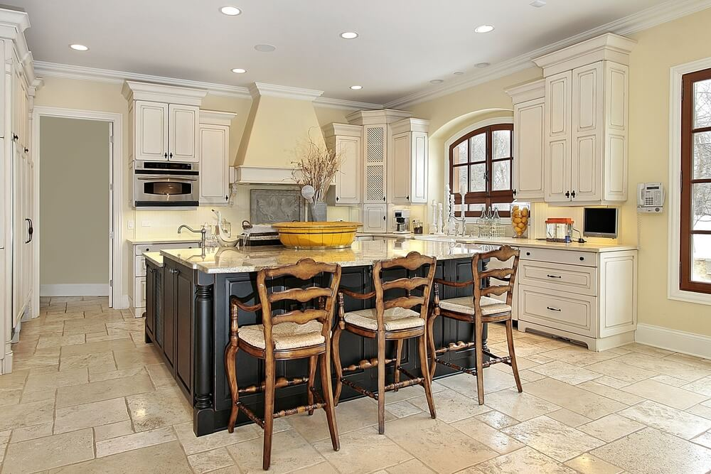 Kitchen Ideas Antique White Cabinets 111 luxury kitchen designs - love home designs