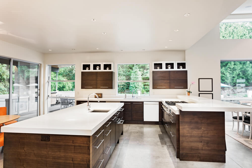 Kitchen Remodel Ideas (Island And Cabinet Renovation)