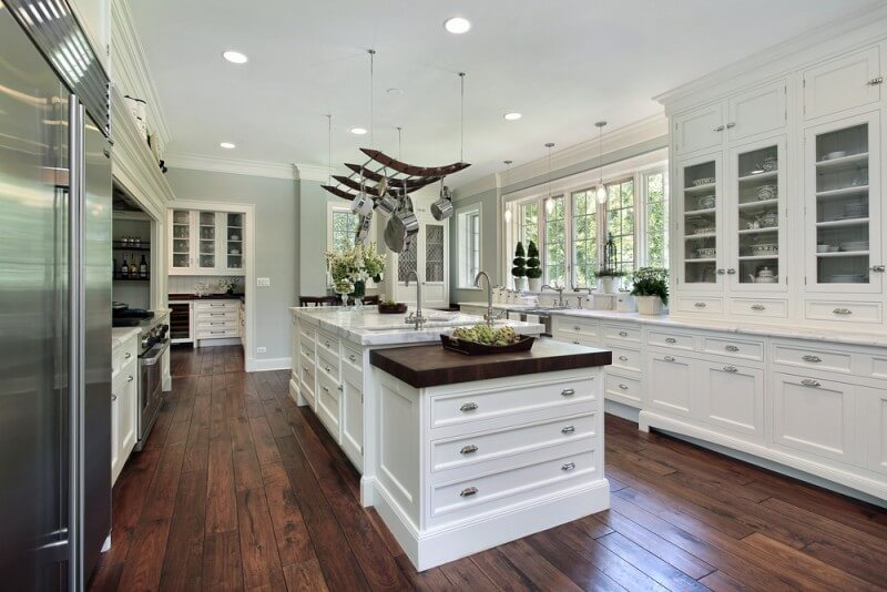 Kitchens With White Cabinets PICTURES - Images of kitchens with white cabinets