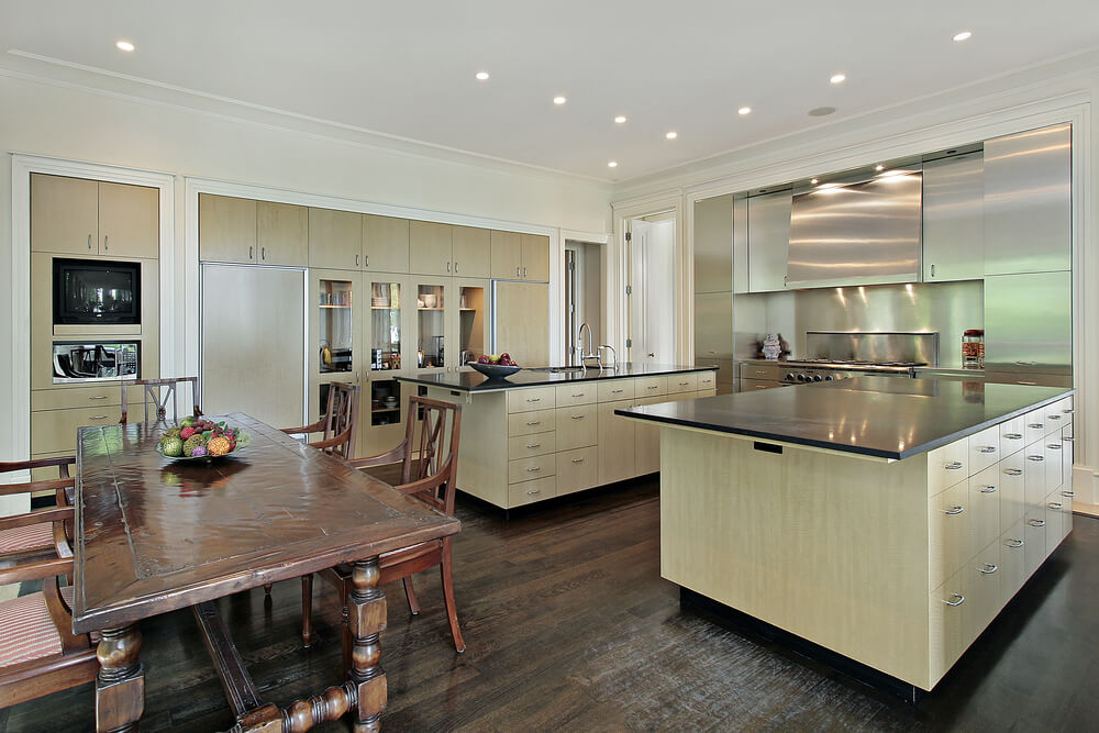 Modern Kitchen Island With Sink 64 amazing kitchens with island - love home designs
