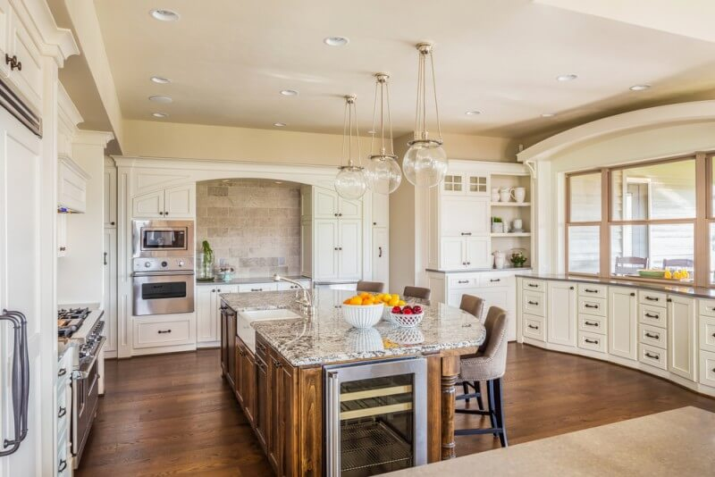amazing kitchens 64 amazing kitchens with island   love home designs  rh   lovehomedesigns com