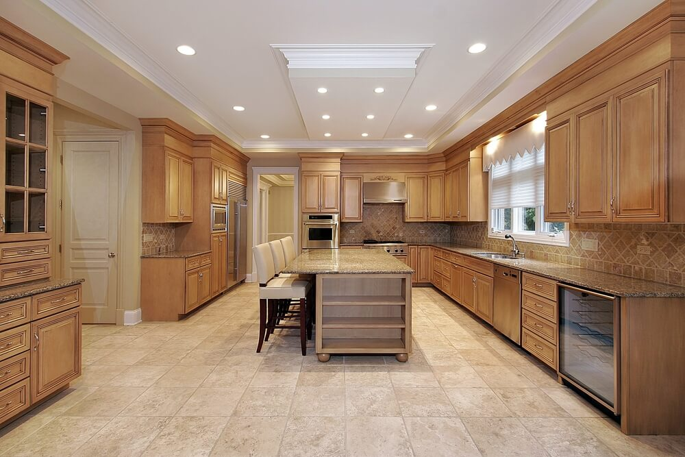 71 Custom Kitchens And Design Ideas - Love Home Designs