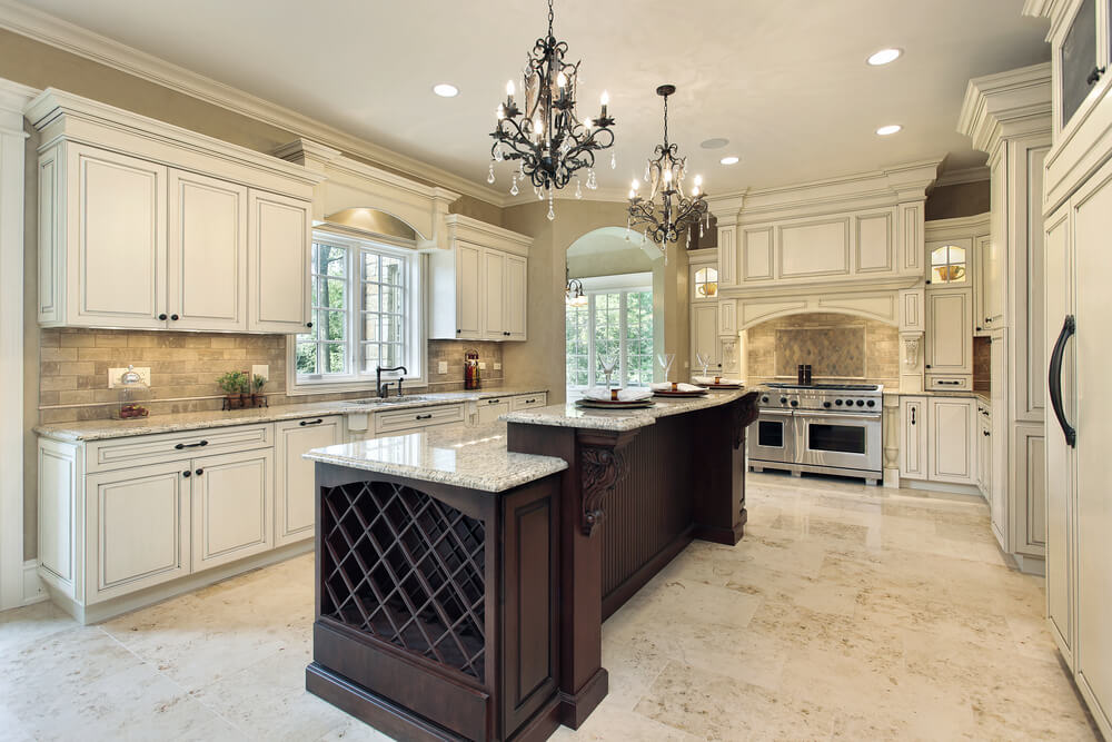 Designed Kitchens. shutterstock 49406962 71 Custom Kitchens and Design Ideas  Love Home Designs