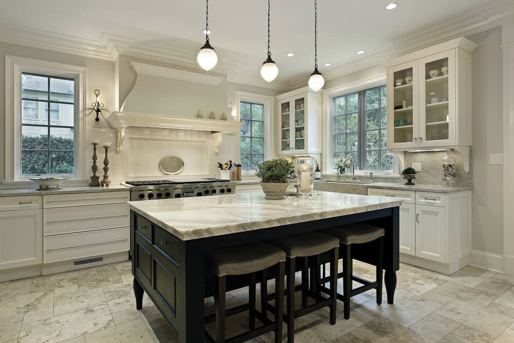 Grey Granite Kitchen Countertops white granite colors for countertops (ultimate guide)
