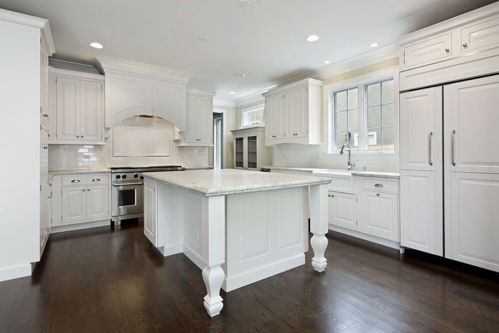 Custom White Kitchen 71 custom kitchens and design ideas - love home designs