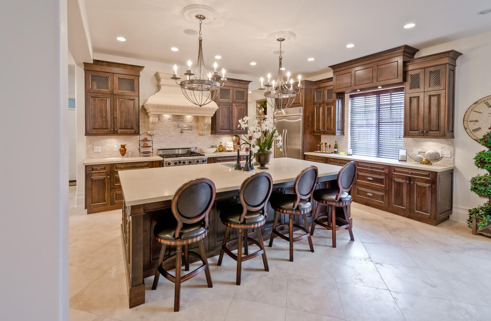 Merveilleux Custom Kitchen Cabinets
