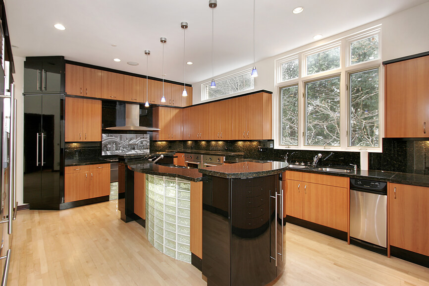 Kitchen Design Black Cabinets 27 custom kitchen cabinet ideas - love home designs