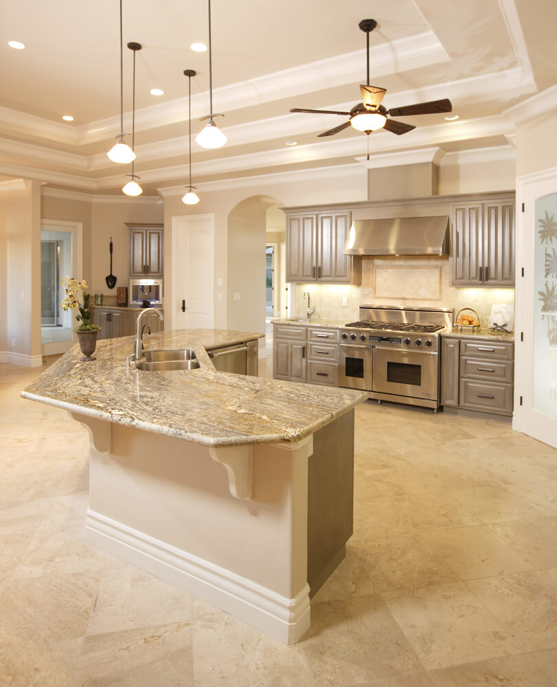 Kitchen Flooring Options Pros And Cons The Best Kitchen Flooring Options Love Home Designs