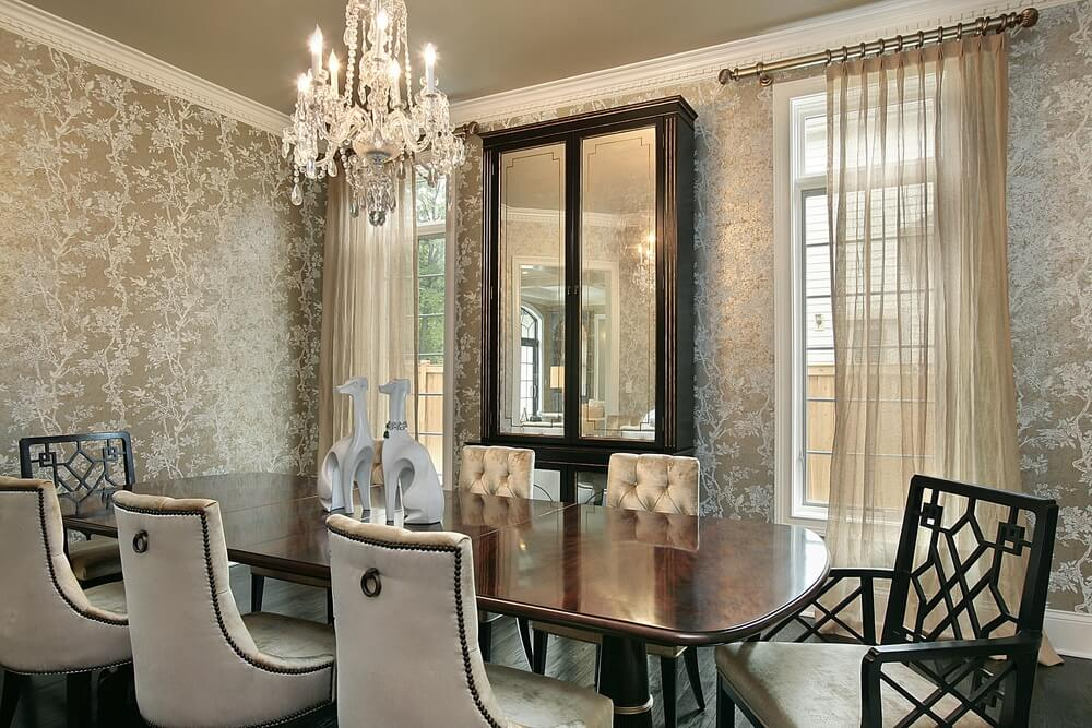 37 Luxury Dining Room Ideas