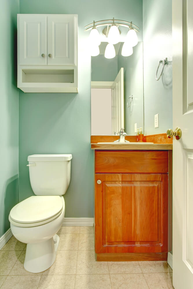 Small bathroom ideas pictures for Bathroom design small area
