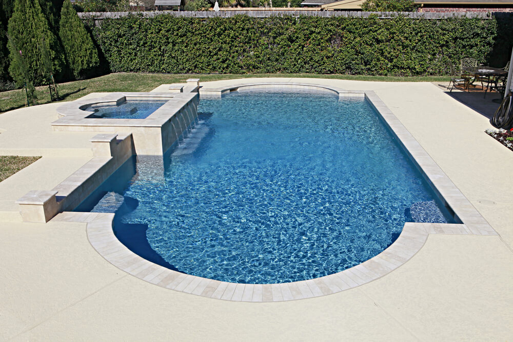 Swimming pool designs in ground pool ideas for Roman style pool design