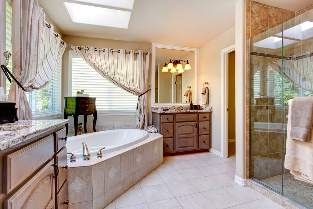 Beautiful bathroom design planning photos for Beautiful bathroom designs