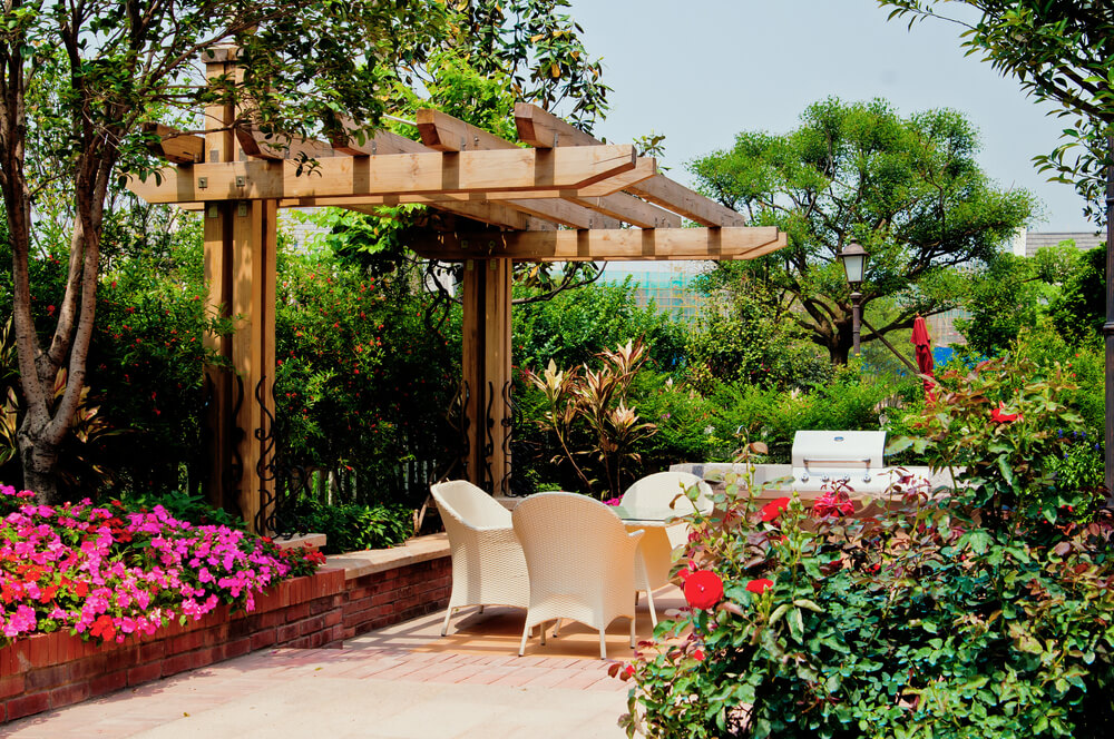 Designing Your Garden Is Like Doing A Home Remodeling Project. Consider  Aesthetic And Space Limitations