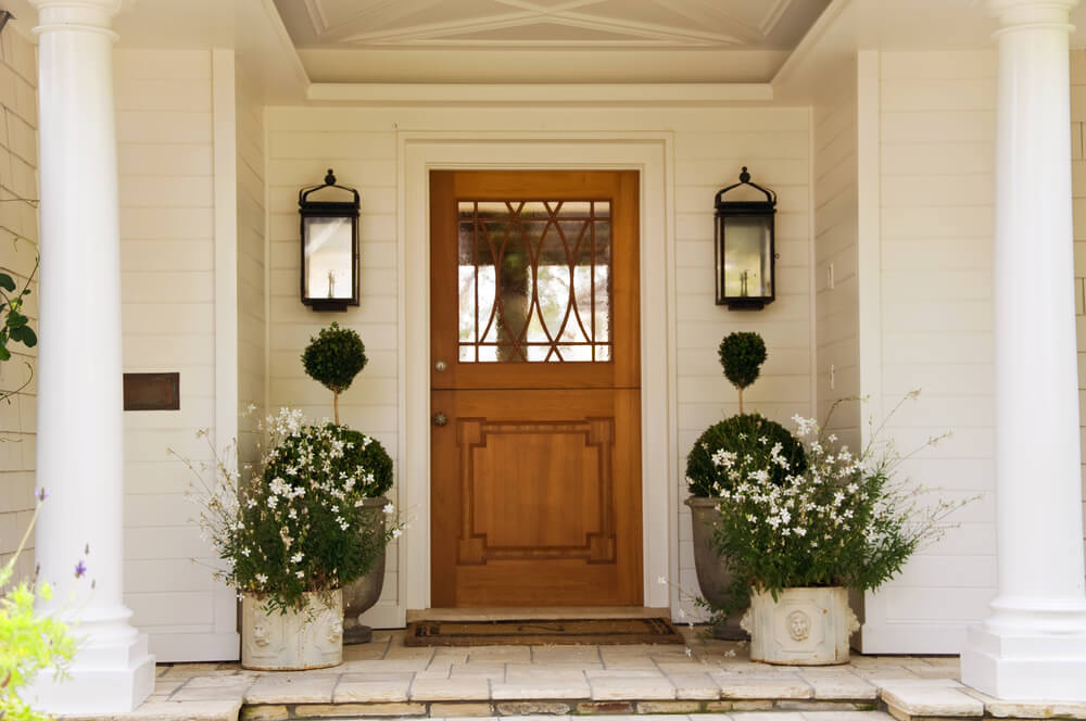 Patio Foyer And Entryway Decor Ideas
