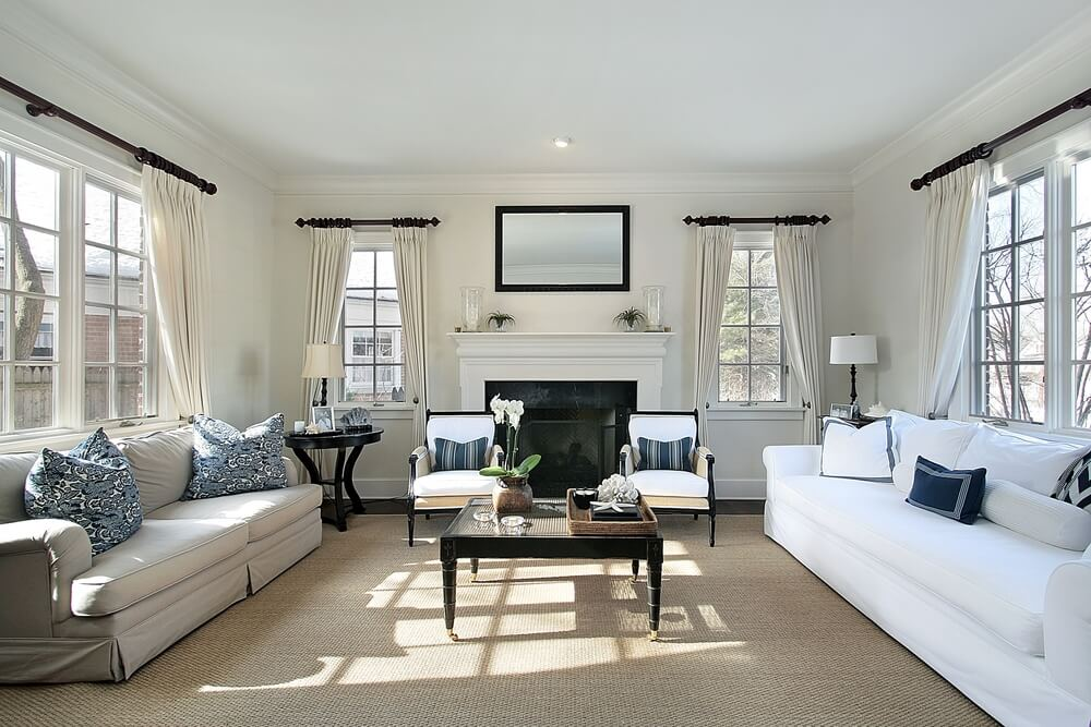 Grand Living Rooms shutterstock shutterstock