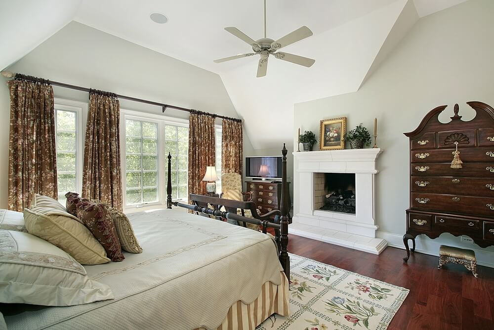 Master Bedroom Fireplace the many benefits of master bedrooms with fireplaces