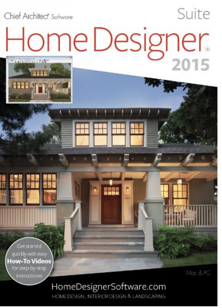 20 Home Design Software Programs (Interior & Outdoor)