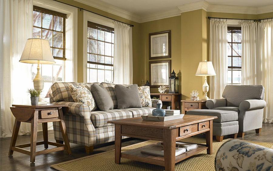Country Living Room For Many Home Owners Interior Design