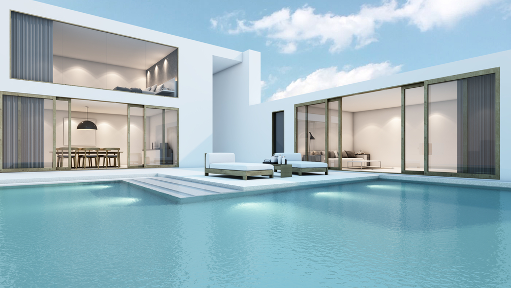 Pool modern  13 Modern Pools You Can't Wait to Try for Yourself