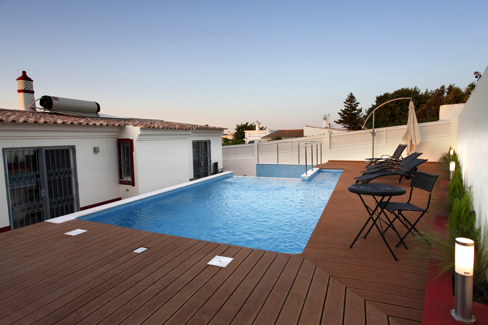 Pool Deck Ideas