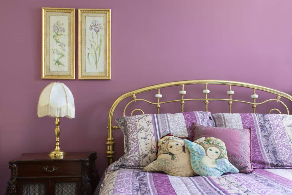 Brass Bed Frame