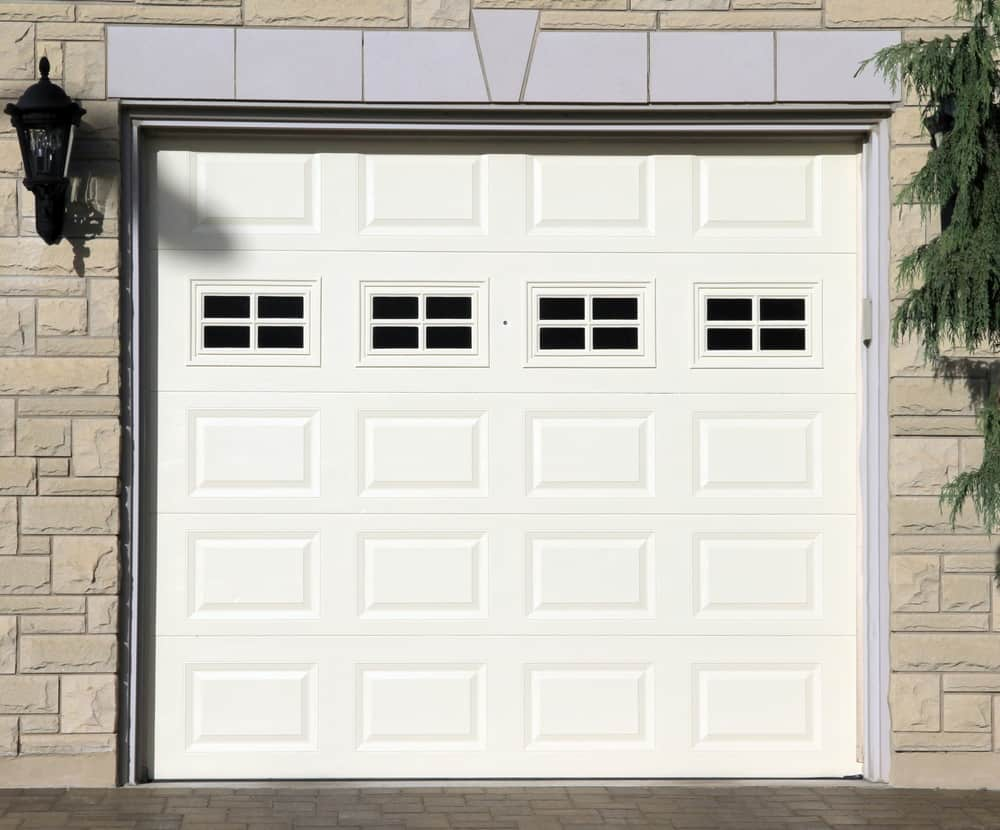 Garage door sizes and how to figure out which one you need for Size of single car garage