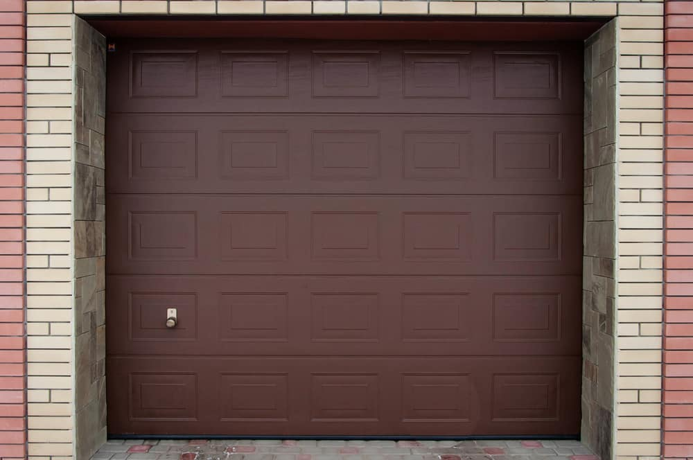 Doors sizes full image for simple decoration double for 1 car garage door dimensions