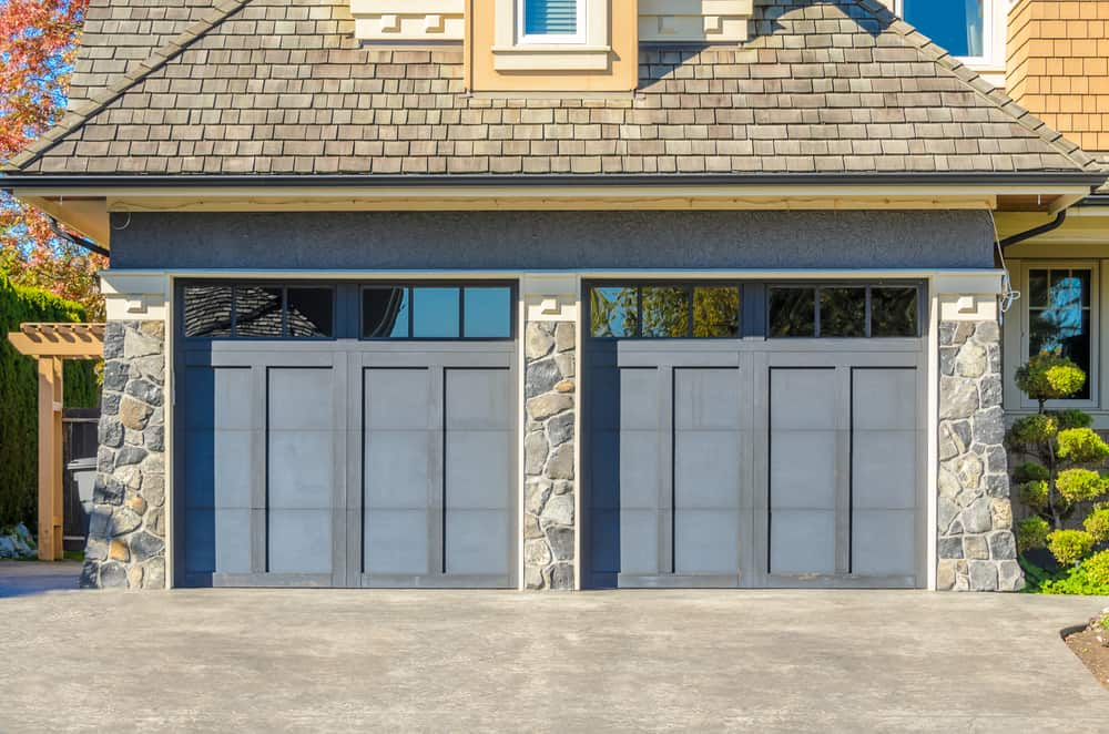 Garage door sizes and how to figure out which one you need for Garage door sizes