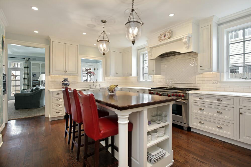 32 luxury kitchen island ideas designs plans - Images of kitchen islands ...