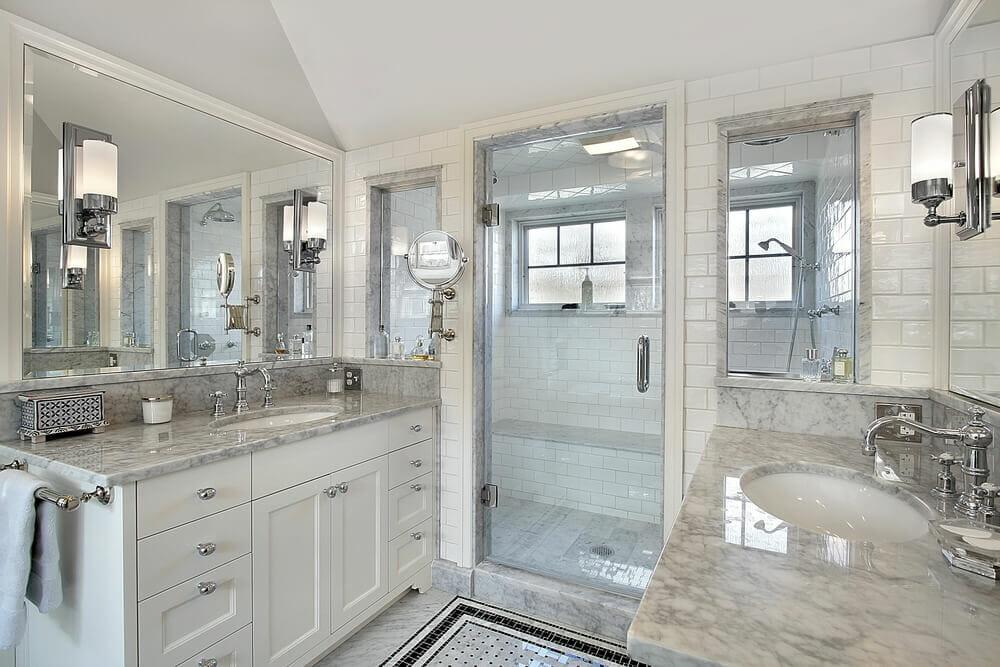 46 luxury custom bathrooms designs ideas. Black Bedroom Furniture Sets. Home Design Ideas