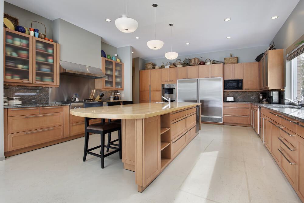 shutterstock_70741153 & 99 Modern Kitchen Designs - Love Home Designs