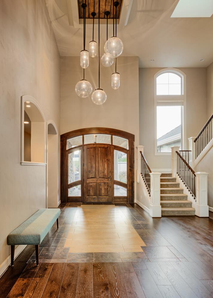 45 Foyer Ideas For Custom Homes
