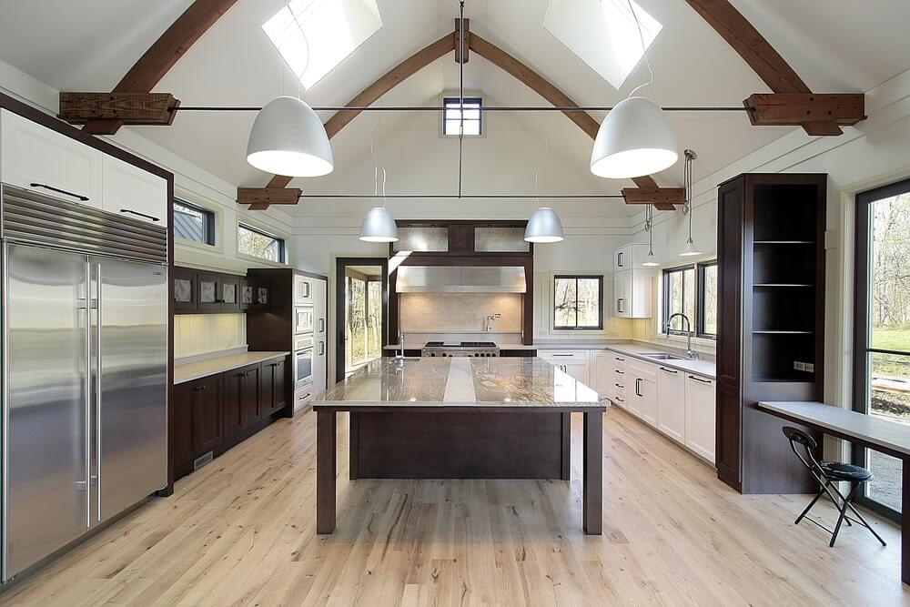 71 Custom Kitchens And Design Ideas