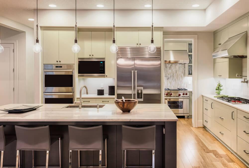 37 dream kitchen designs love home designs. Black Bedroom Furniture Sets. Home Design Ideas