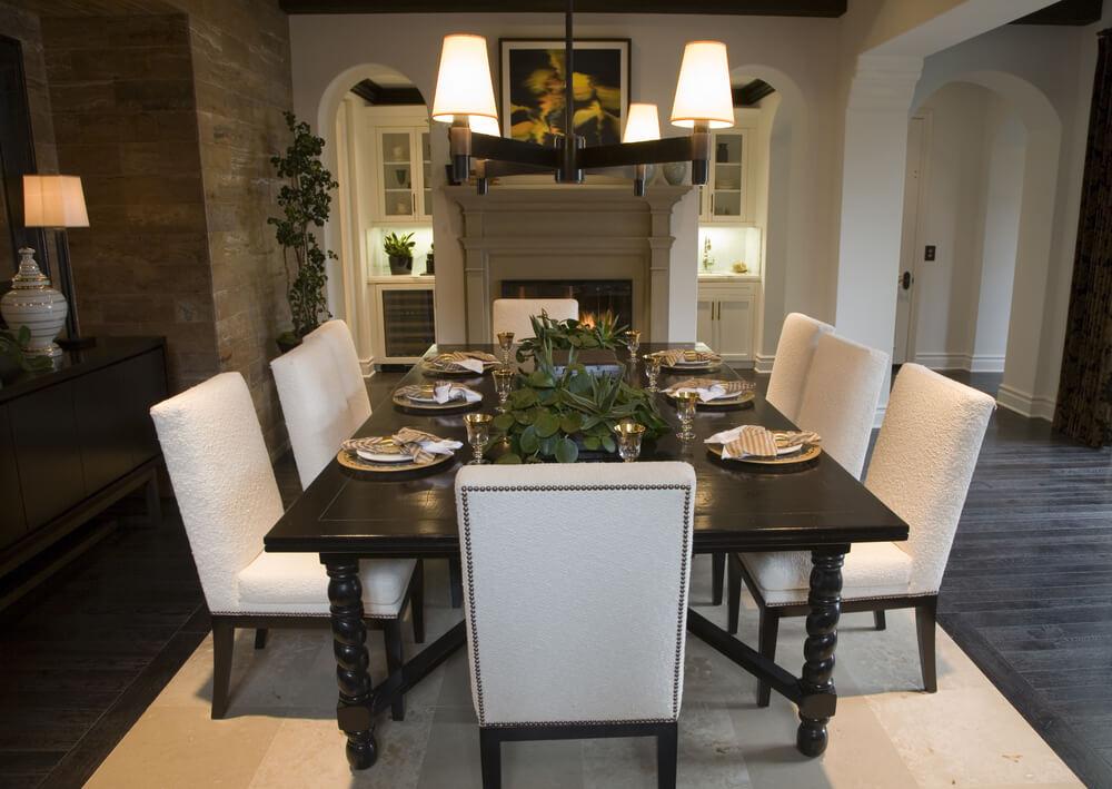 15 Striking Black Kitchen Tables Love Home Designs