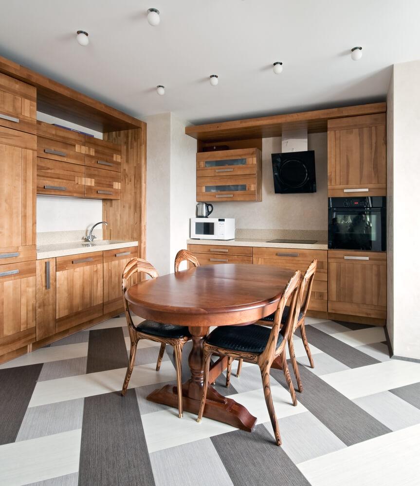 Flooring Options Kitchen: The Best Kitchen Flooring Options
