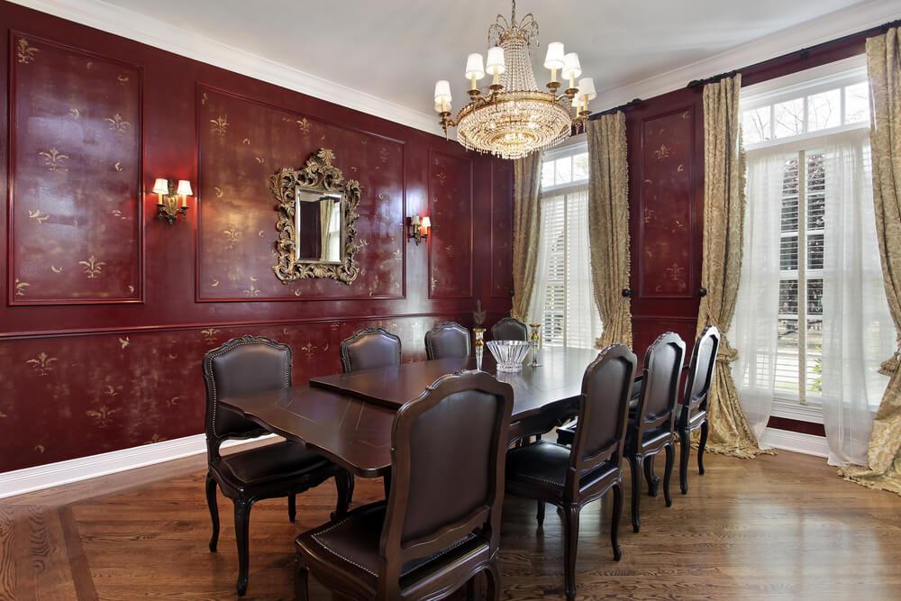 37 Luxury Dining Room Ideas Love Home Designs