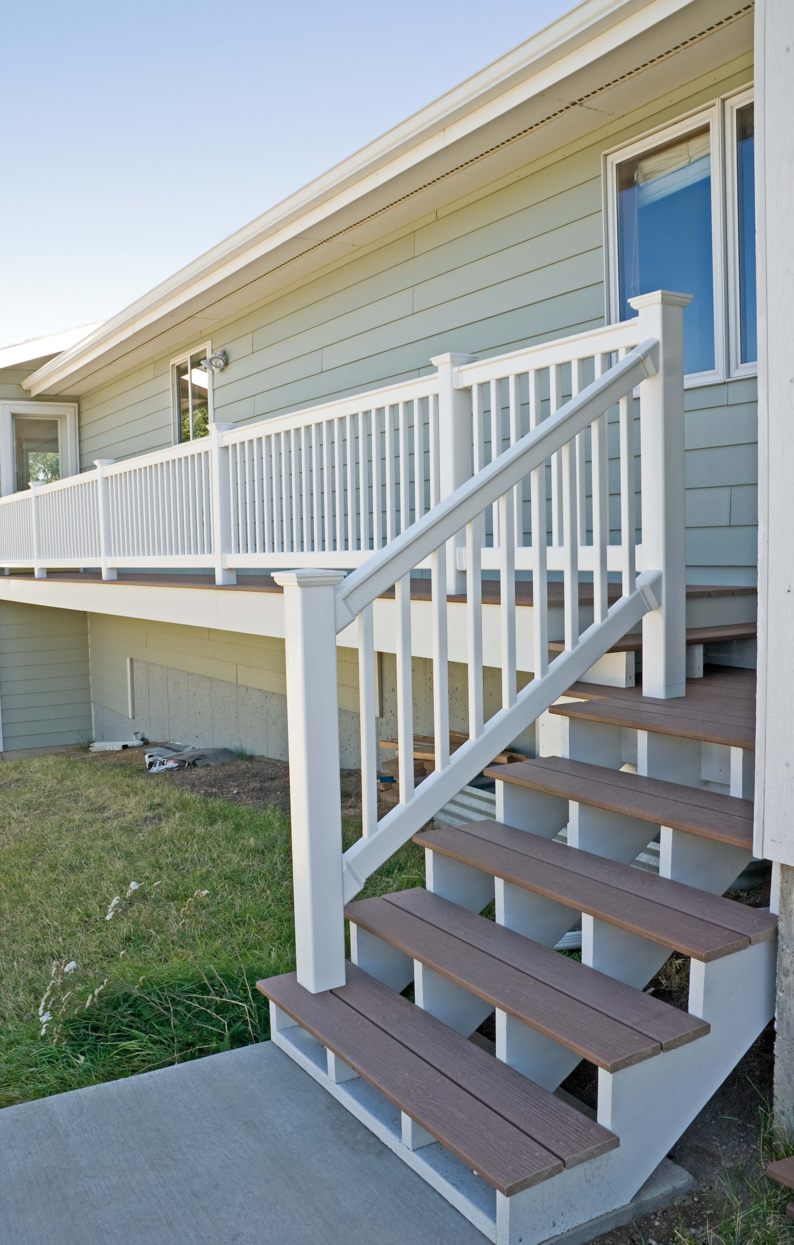 Ideas For Building A Deck (Designs and Plans) - Love Home ...