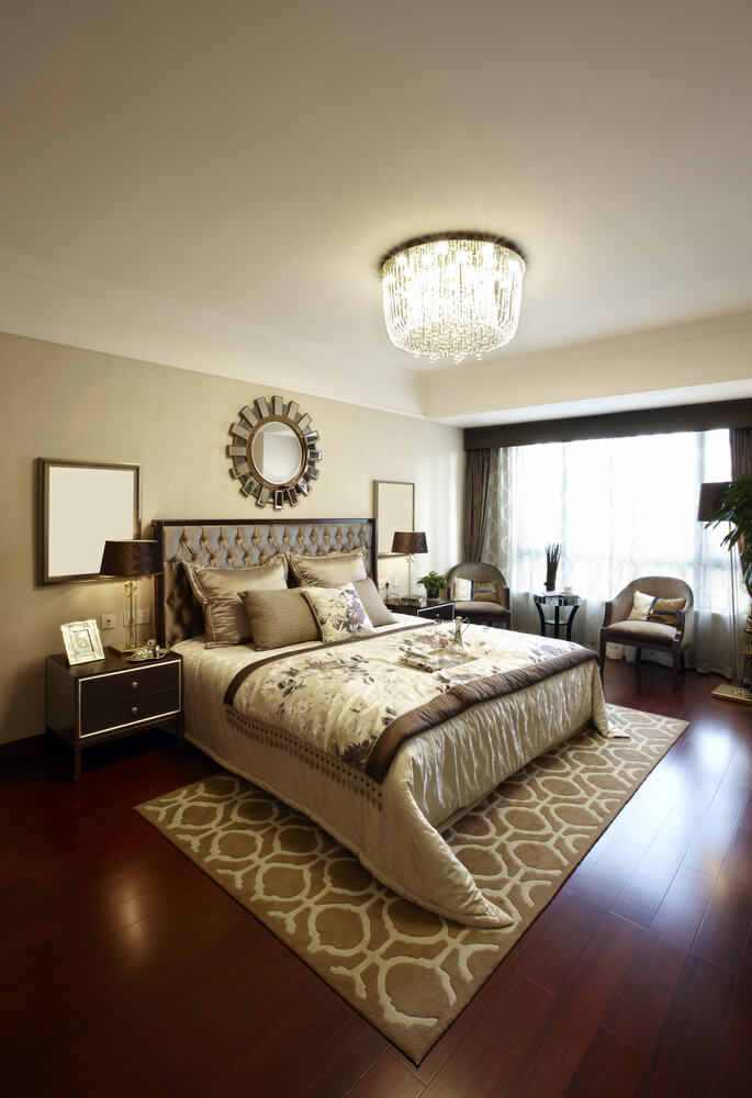 hardwood floors in master bedroom 32 bedroom flooring ideas wood floors 18852
