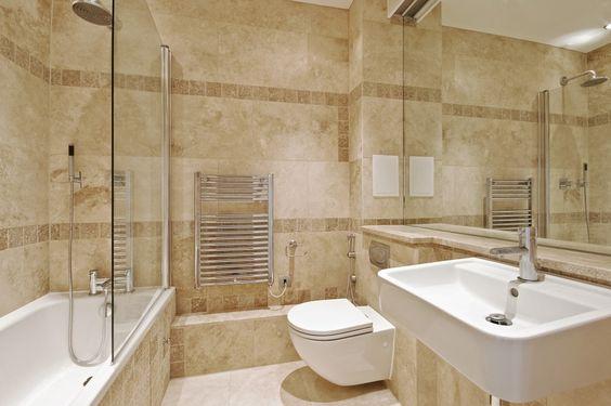 Small Bathroom Design: Small Bathroom Ideas (DESIGNS FOR YOUR TINY BATHROOMS