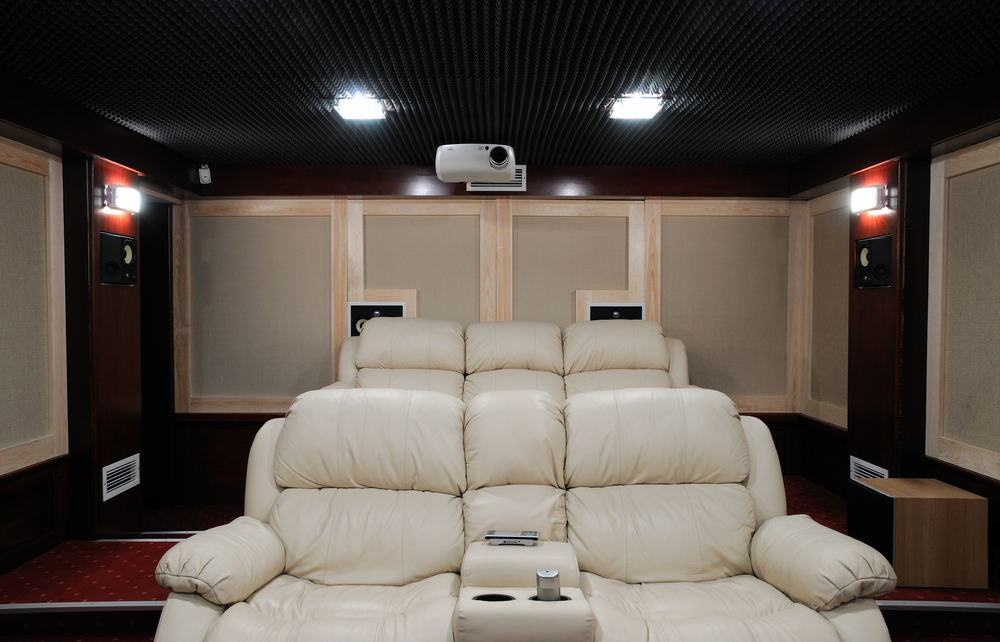 18 Movie Room Ideas That Make Your House A Castle